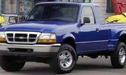 3.0L FFV V6. Extended Cab! Flex Fuel!  Are you interested in a simply outstanding truck? Then take a look at this robust, reliable 2000 Ford Ranger. You, out enjoying this great Ford Ranger, would be