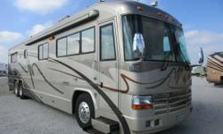 (940) 205-9333 Chris Peeler Special 2 Slide/42ft/505 CATT2002 Country Coach Affinity 42ft with 2 slide outs. This true luxury coach is powered by a C15 Catepillar diesel engine with 505 horsepower wit