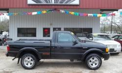 Options Included: 4x4, Air Conditioning, Aluminum Wheels, AM/FM, Anti-Lock Brakes, CD, Driver Airbag, Extra Cab, Fog Lights, Interval Wipers, Passenger Airbag, Tilt Wheel, Tinted Windows, Tow PackageT