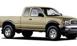 Come test drive this 2002 Toyota Tacoma! For drivers seeking the ultimate in off-road versatility, this vehicle readily steps up to the challenge! Toyota prioritized practicality, efficiency, and styl