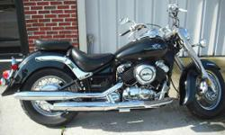 2002 Yamaha V Star Classic GREAT STARTER BIKE!!! the middleweight cruiser that has raised the bar for performance styling and value ever since its debut and in the process redefined what middleweight