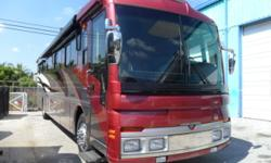 Pre-Owned 2003 Fleetwood RV American Eagle Motor Home Class A - Diesel 40ft Diesel Pusher. 2 Slide Outs. Full Bathroom. Laundry Washer/Dryer. Length: 40 ft 0 in Slides: 2 Stock Number: M2042 If intere