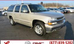 Recent Trade! LT 5.3 V8 4x4. Autoride, DVD Player, Power Sunroof, Towing Package, Heavy Duty Trailering Package, 3.73 Rear Axle Ratio With Locking Rear Differential, Third Row Seats, Second Row Bucket