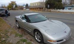 Mileage: 21,000 miles Interior Color: Black Exterior Color: Silver I haven't any time to drive my 2004 Corvette Coupe. It has 21,000 miles and drives like a dream. It comes with roof package, one hard