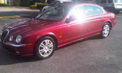 Selling...AS-IS...no warranty, priced below Kelley Blue book value. Fair condition, 2004 Jaguar. 2nd owner. The car has dings and scratches here and there. Normal wear and tear for a 9 year old car. N