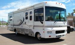 2004 Winnebago Sightseer Model: WFD30B Class A Gas Motor Home 31 FT **** Slide Room **** WORKHORSE CHASSIS Powered By GM 8.1L 4-SPEED TRANSMISSION Odometer: 66,610 Sleeps up to 6 Dealer Stock Number: