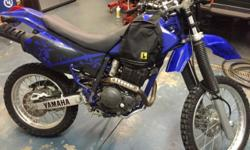 I am selling my ttr-250 dual sport bike. Very low miles. Brand new Bridgestone Trailwing tires. Wolfman tank bags, and fold down mirrors. This ad was posted with the eBay Classifieds mobile app.