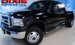 2005 Ford F350 4x4 Dually, Crew Cab, short bed Shown by appointment to better serve you, we know your time is important. So with any questions or to set appointment please call; Bob Lucas 615-406-2580