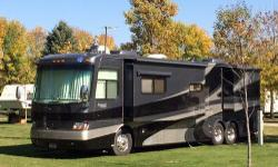 Length: 40 feet Year: 2005 Make: Holiday Rambler Model: Imperial 40PAQ Miles: 70,400 Interior Color: NA Exterior Color: NA Slides: 4 2005 Holiday Rambler Motorhome Beautiful Class A motorhome with onl