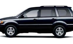 EX trim. Third Row Seat, Premium Sound System, Multi-CD Changer, Rear Air, Aluminum Wheels, All Wheel Drive, Edmunds Consumers' Most Wanted SUV Under $35,000. 5 Star Driver Front Crash Rating. CLICK N