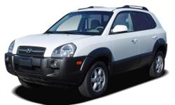 6 Cylinder  Options:  4-Speed Automatic|This 2005 Hyundai Tucson Is A Real Winner With Features Like  Stability Control| Traction Control| Anti-Lock Brakes|And  Side Air Bag System.  It Has A 2.7 Lite