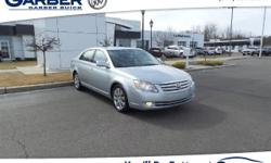 Introducing the 2005 Toyota Avalon XLS! Featuring a 3.5L V6 with only 145,474 miles. THIS 2005 TOYOTA AVALON INCLUDES LEATHER SEATS, MOONROOF, AND HEATED SEATS. STOP BY GARBER BUICK TODAY AND TAKE THI
