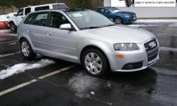 NADA Value: $10,525 This A3 has a sporty look and feel that you will love! Equipped with a timing chain so you won't have to deal with that expensive repair that comes with the territory of most Audi'