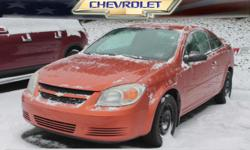 Options:  2006 Chevrolet Cobalt Ls|Ls 2Dr Coupe|2.2L|4 Cylinder|Fuel Injected|Automatic Fwd|Sunburst Orange Metallic|Windows Rear Defogger|Windows Front Wipers: Intermittent|Windows Front Wipers: Spee