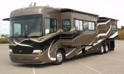 2006 Country Couch Allure 470, Siskiyou Summit 42 Quad Slide Model.This is a fully optioned Coach with Aqua hot system, 10k generator 3 A/C units only 33,789 miles and garage kept.For more info e-mail