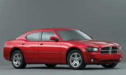 WOW!!! Check out this. 2006 Dodge Charger R/T Bright Silver Metallic Clearcoat HEMI 5.7L V8 Multi Displacement Backup Camera, Bluetooth, Hands-Free, CD Player, Cruise Control, Heated Seats, Keyless En