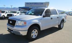 Exterior Color: silver metallic, Body: Crew Cab Pickup, Engine: 5.4L V8 24V MPFI SOHC Flexible F, Fuel: Flexib, Doors: 4