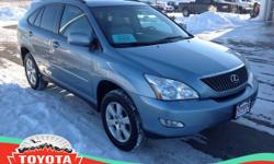 This 2006 Lexus RX 330  is proudly offered by Toyota Of The Black Hills Perfect for the on-the-go family, this Lexus RX 330  is an SUV everyone will love. With exceptional mileage, options and power,
