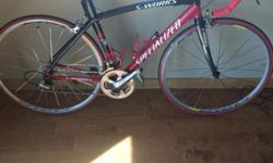 2006 Specialized Tarmac E5 $1200.00 This is an extremely fast bike and handles like A sports car. Don't miss out on this one, Durace group set, Toupe saddle and Shimano pedals. Ph 406-491-0418