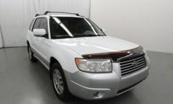 CARFAX 1-Owner, LOW MILES - 60,164! PRICE DROP FROM $11,798, EPA 28 MPG Hwy/23 MPG City! 2.5 X L.L. Bean Edition trim. Sunroof, Heated Leather Seats, Multi-CD Changer, Alloy Wheels, All Wheel Drive, N