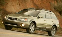 Flatirons Imports is offering this 2006 Subaru Outback 2.5i, in Blue and Charcoal Cloth, and NEW LOWER PRICE. 4-Speed Automatic with Overdrive and Blue.   Confused about which vehicle to buy? Well loo
