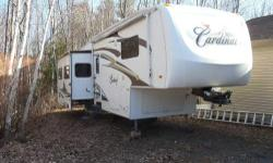 PRISTINE CONDITION 1 OWNER RV I bought it NEW at Vermont Country Camper and I have been the one and ONLY owner. Never smoked in and has been kept in pristine condition through out the years. My only r