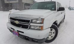 Options:  2007 Chevrolet Silverado 1500 Lt|White|6 Speakers|Am/Fm Radio|Cd Player|Radio Data System|Air Conditioning|Electric Rear-Window Defogger|Front Dual Zone A/C|Rear Window Defroster|Power Steer
