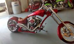 Excellent condition, Lots of new parts. New custom (Inter graded controls) internal throttle and clutch / all hidden wires by CUSTOM CYCLE CONTROLS in las vegas. New   Tires F+B . paul yaffe foot c