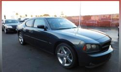 *PRICE REDUCTION!*  *One owner vehicle and meticulously maintained! Come take a look at this Dodge Charger! It comes with the HEMI engine and is in great shape! It has leather seats, bluetooth and so much more! Call us for a test drive a to schedule a