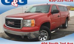 Fun and sporty! Gas miser!!! 20 MPG Hwy*** GMC vehicles are known for being some of the most impeccable cars on the road!!! Safety equipment includes: ABS, Passenger Airbag, Daytime running lights, Du