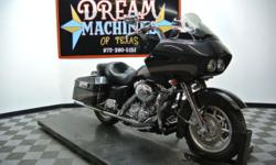 (972) 441-7080 ext. SHIPPING, FINANCING AND EXTENDED WARRANTY AVAILABLE. APPROXIMATELY $3,000 IN EXTRAS* YOU ARE LOOKING AT A 2007 HARLEY DAVIDSON ROAD GLIDE (FLTR) WITH 37,518 MILES ON IT. IT IS BLAC