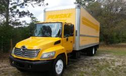 Make: Hino Model: 268 Year: 2007 Body Style: Commercial Vehicles Exterior Color: Yellow Doors: Two Door Vehicle Condition: Excellent  Price: $23,900 Mileage:261,00