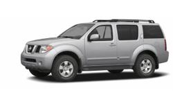 Gently used. Low miles mean barely used. This 2007 Pathfinder is for Nissan enthusiasts looking all around for a great, low-mileage creampuff. This SUV will take you where you need to go every time...