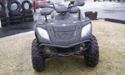2X4 2007 American Talon ATV-Brand New With 300 Miles-Automatic 260cc-Lots Of Accessories: Winch-Hand Guards-Gun Rack-Seat Pad, Etc. Call 802-447-1440 Location: Bennington VT