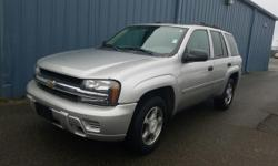 Thank you for visiting another one of Hertrich Nissan's online listings! Please continue for more information on this 2008 Chevrolet TrailBlazer LT w/1LT with 66,332 miles. This Chevrolet TrailBlazer