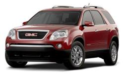 SLE1 trim. EPA 24 MPG Hwy/16 MPG City! 3rd Row Seat, Satellite Radio, Rear Air, Alloy Wheels. 5 Star Driver Front Crash Rating. SEE MORE!  DRIVE THIS ACADIA WITH CONFIDENCE 5 Star Driver Front Crash R