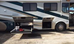 2000 Holiday Rambler Navigator For Sale in Steinbach, Manitoba R5G 0W3 Canada This is a 2000 Holiday Rambler Navigator Class A motorhome, it has a slide on the driver side, a new automatic side awning