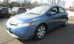 New Arrival! CarFax One Owner! Low miles for a 2008! This Honda Civic gets great fuel economy with over 40.0 MPG on the highway! ABS Brakes Front Wheel Drive Please let us help you with finding the id