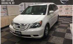 Check out this gently-used 2008 Honda Odyssey we recently got in. This 2008 Honda Odyssey comes with a CARFAX Buyback Guarantee, which means you can buy with certainty. In addition to being well-cared