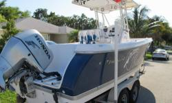 You can own this vessel for as little as $515 per month. Fill out the contact form to learn more! The 2008 Pro-Line 23 Sport CC features include a euro styled console with a big enclosed head, forward