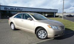 Very Nice. LE trim. FUEL EFFICIENT 31 MPG Hwy/21 MPG City! Consumer Guide Recommended Car, CD Player, iPod/MP3 Input. AND MORE!======KEY FEATURES INCLUDE: iPod/MP3 Input, CD Player Toyota LE with Dese