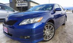 Options:  2008 Toyota Camry Se|Blue|6 Speakers|Am/Fm Radio|Cd Player|Mp3 Decoder|Air Conditioning|Rear Window Defroster|Power Driver Seat|Power Steering|Power Windows|Remote Keyless Entry|Steering Whe