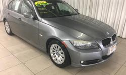Contact Mercedes-Benz Of Honolulu today for information on dozens of vehicles like this 2009 BMW 3 Series 328i. When you purchase a vehicle with the CARFAX Buyback Guarantee, you're getting what you p