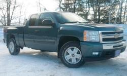 2009 Chevrolet Silverado 1500, Imperial Blue Metallic, One Owner, Accident Free CARFAX, 10 YEAR / 100,000 Mile Warranty, Bluetooth, OnStar* Safety System, Locally Owned Trade, Passed Rigorous Safety I