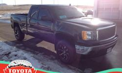 This 2009 GMC Sierra 1500 SLT is proudly offered by Toyota Of The Black Hills This 4WD-equipped vehicle handles any condition on- or off-road with the sure footedness of a mountain goat. With unequale