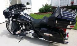 For sale my 2009 Harley Davidson Ultra FLHTCU. 33270 miles Why you should buy a 2009 and not a older model? Simply because Harley redesigned the entire frame which makes a great and noticeable improve