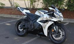 RARE, Hard To Find2009 Honda CBR 600RR Phoenix EditionOn the track or street, theres just no better 600-class bike, as back-to-back AMA FX titles and Best Middleweight Supersport crowns from industry