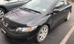 Contact Sussex Honda today for information on dozens of vehicles like this 2009 Honda Civic Cpe EX. When you purchase a vehicle with the CARFAX Buyback Guarantee, you're getting what you paid for. Thi