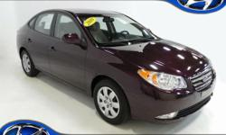 ***NEW TIRES***, **AFFORDABLE**, and New Brakes. These are the genuine miles! Constructed to the highest of standards. Your quest for a gently used car is over. This good-looking 2009 Hyundai Elantra