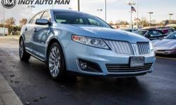 Options:  2009 Lincoln Mks Base|2009 Lincoln Mks Light Ice Blue Clearcoat Metallic Just Reduced! Abs Brakes|Audiophile/Am/Fm In-Dash 6Cd/Mp3/Sirius Sat|Compass|Electronic Stability Control|Front Dual